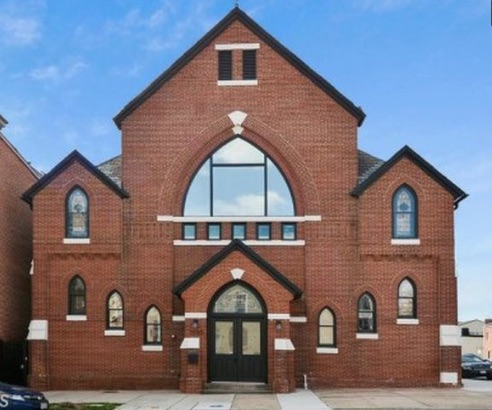 F.M. Harvey Recognized for Creative Redesign Of Historic Canton Church